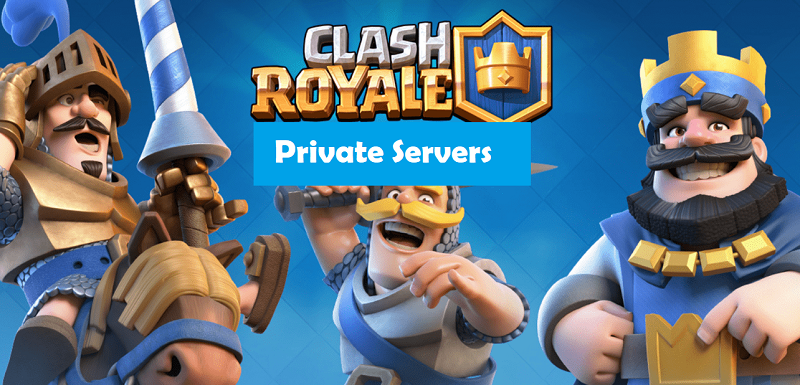 Top Clash Royale Private Servers