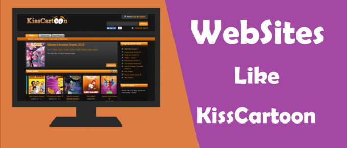 KissCartoon Alternatives