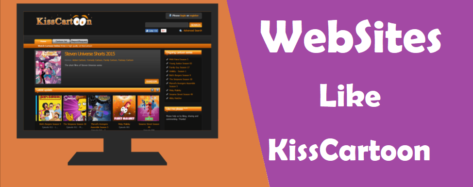 Top 10 Best Alternatives to KissCartoon