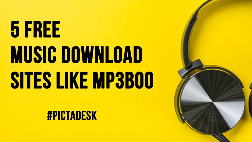 5 Free Music Download Sites Like MP3BOO 1