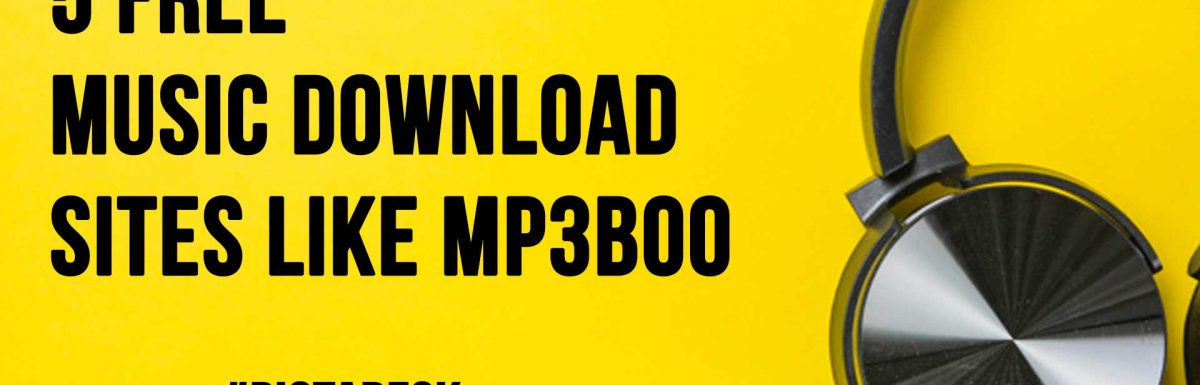 5 Free Music Download Sites Like MP3BOO