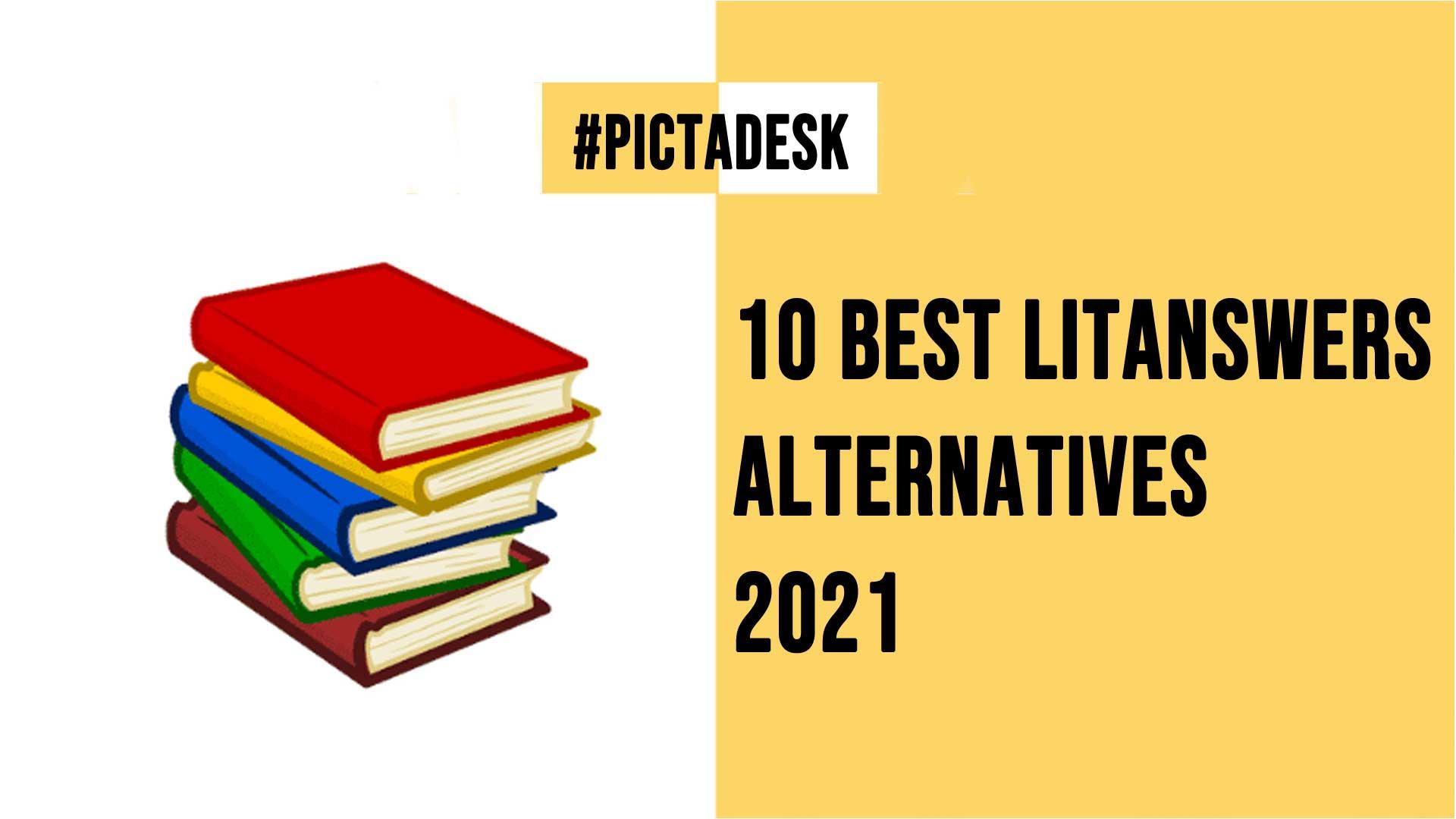 10 Best Litanswers Alternatives 2021