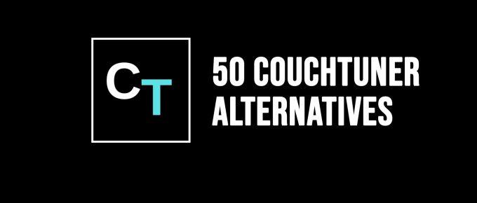 50 Couchtuner Alternatives
